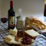 Prodotti tipici Lucani e vino di basilicata