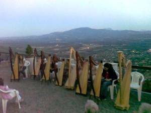 Allievi dello Stage di Arpa a Viggiano