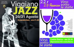 Viggiano Jazz - Vino e Jazz
