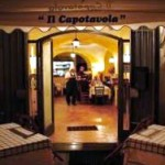 Ristorante Il Capotavola a Salerno