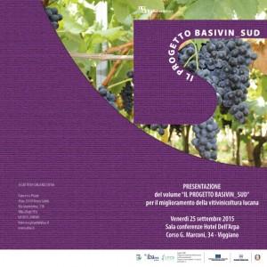 Cartoline di invito Progetto Basivin