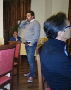La relazione di Luca Gardini