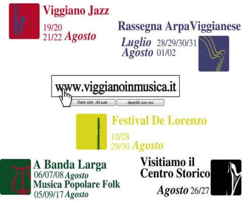 I concerti di Piazza Plebiscito a Viggiano