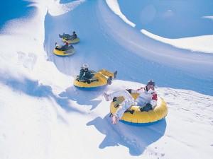 Pista di Snow Tubing in Basilicata