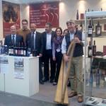 Ospiti e produttori alla Stand del LUCANICO  DOC