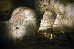 Matera: Pietrapenta - Cripta del Peccato Originale