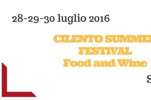 A Sicilì il Cilento Summer Festival