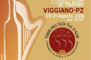 Ritorna Vino sotto le Stelle 2016 a Viggiano