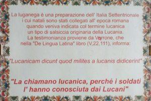 Basilicata, lucani e lucanico
